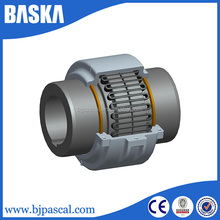 High Speed Shaft Flexible Coupling with Break Disc