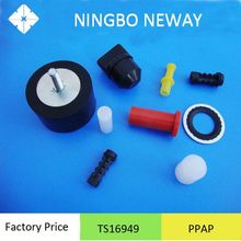 Molded custom silicone rubber body products