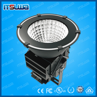 2016 cooper heat pipe Meanwell driver 400w led high bay light