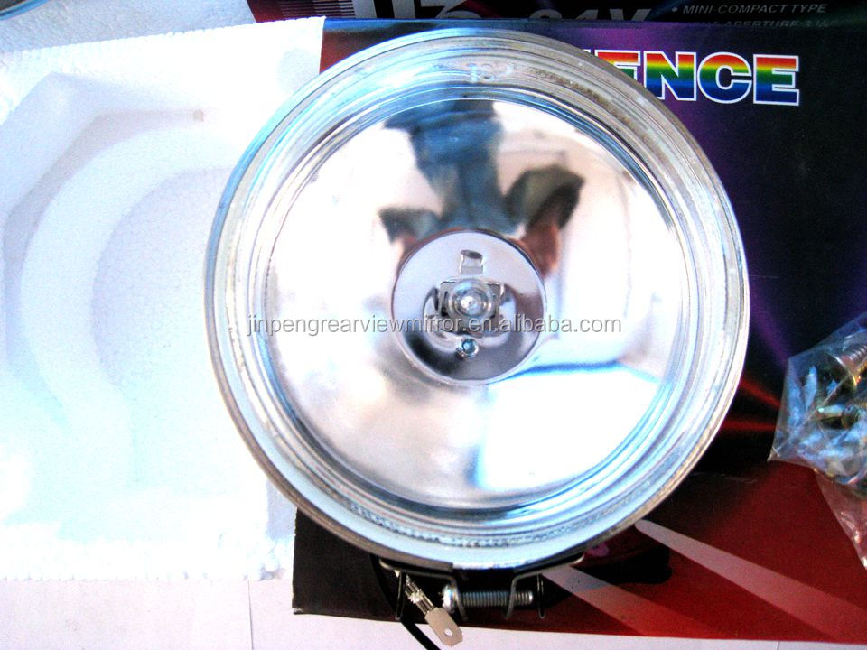 4'' INCH TRUCK UNIVERSAL FOG LAMP,OFFROAD DRIVING HALOGEN LIGHT