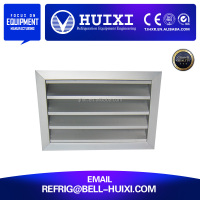 Hot sales plastic /aluminum ventilate return air grille from China