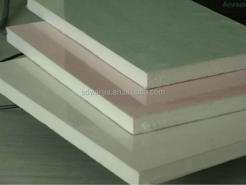 Regular Product Gypsum Board : Building material regular gypsum board buy