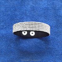 Bling bling leather bracelets (LB1309)