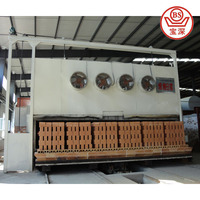 Design and build clay brick production factory