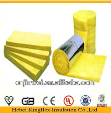 Well-quality industrial glass wool felt rolls price facing FSK material