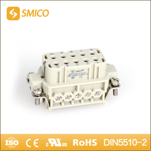 SMICO Hot New Products Industrial Plug Electric Heavy Duty Swivel Connector