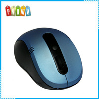 Blue color mini 2.4g wireless optical mouse driver, sample is available, optical wireless mouse