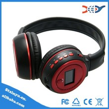 shenzhen hands free headset walkie talkie,bluetooth led speaker