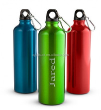 500ML 750ML Stainless Steel Drinking Bottle Metal Water Bottle Stainless Steel Sports Water Bottle