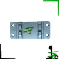 Forged Base Plate For E Clip Fastening System