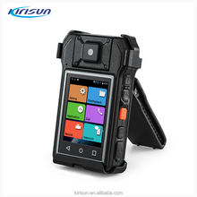 New 2.4inch Touch Screen 4G Police body camera with software programs