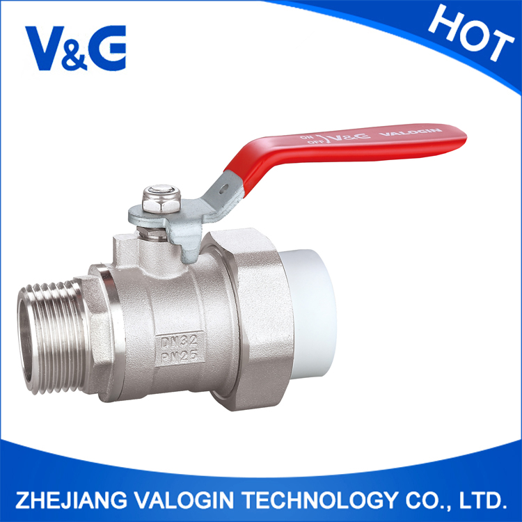 Good Quality High Quality New Style Brass Ball Valve Price