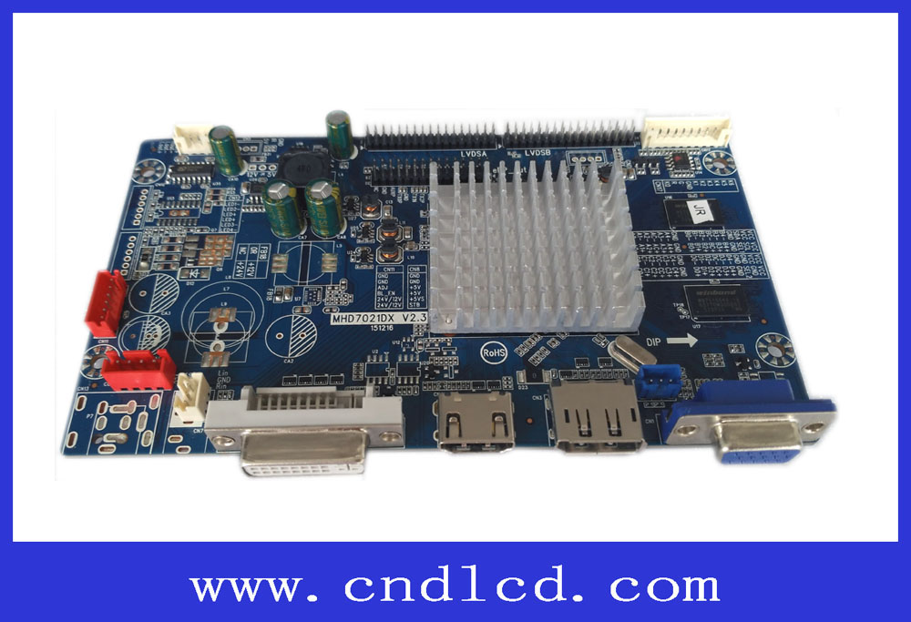 2K QHD Universal LCD controller board monitor motherboard for 2560x1600 panel