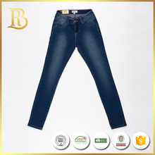 Wholesale china factory popular yarn dyed new style jeans pent men