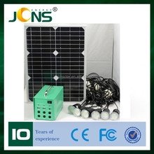mobile Home Solar electric Power generator solar system Complete Equipment