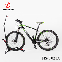 New Type Floor Mounted Bike Vertical Storage Rack From China Factory