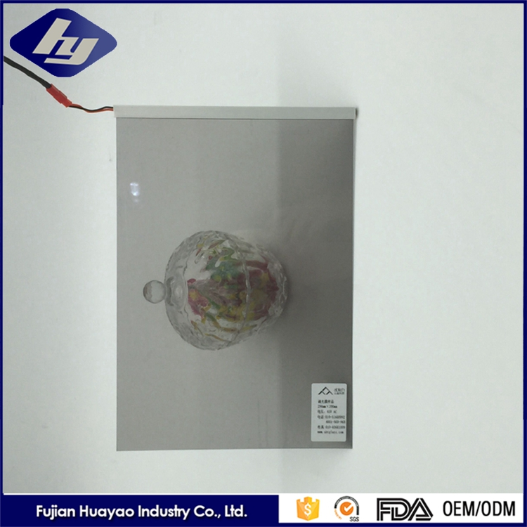 High Technology Decorative Laminating Switchable PDLC Smart Glass Tinting