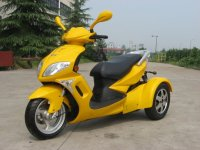 Pioneer three wheels motorcycle 125cc EEC