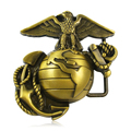 Zinc Alloy Fashion Marine Corps Belt Buckle Wholesale For Mens