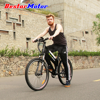 27.5'' 48V 500W 2016 Special Designed Frame Fashionable Mountain E-Bike, E Bike