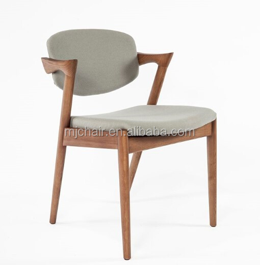 Kai Kristiansen Model 42 Flap Back Dining Chairs