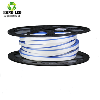 LED neon light IP68 silicone  bendable strip DC12V