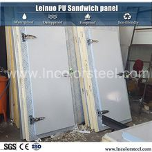 construction materials sandwich panel/pu sandwich panel/sandwich panels polyurethane price