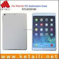 2014 China new products for ipad air sublimation case