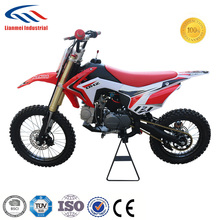 2017 new design pit bike 140cc engine off road use gasoline dirtbike for sale