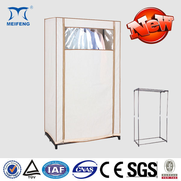 2013 China fabric wardrobe cabinets manufacturer