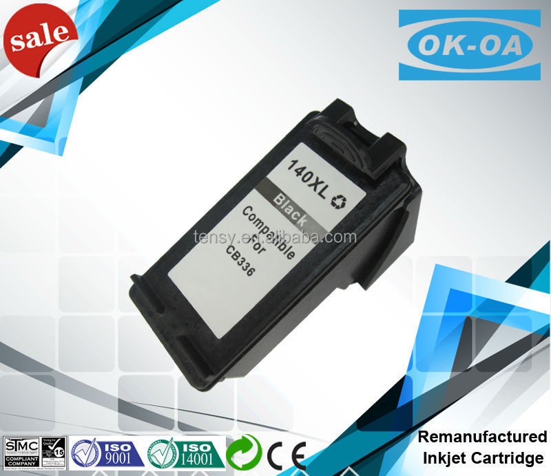 inkjet cartridge recycle PG140XL CL141XL show <strong>ink</strong> level with German <strong>ink</strong> for used printers