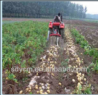 High quality tractor potato harvesting machine