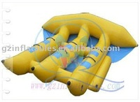 2011 {Qi Ling} colorful flying inflatable boat