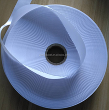 woven satin ribbon used for care label TTR printing