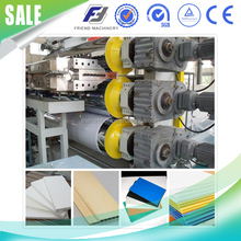 PP PS Sheet Plastic Extruder, PP PS Plastic Sheet Extrusion Line, PP PS Plastic Sheet Extrusion Machine