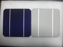 High efficiency wholesale A grade 5 inch 2BB monocrystalline solar cell