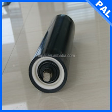 UHMWPE Material rubber coating conveyor roller for transmission