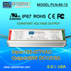 Constant voltage sign led driver