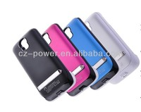 rechargeable extended battery case for samsung i9500 galaxy s4