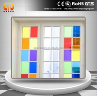 PET transparent color film