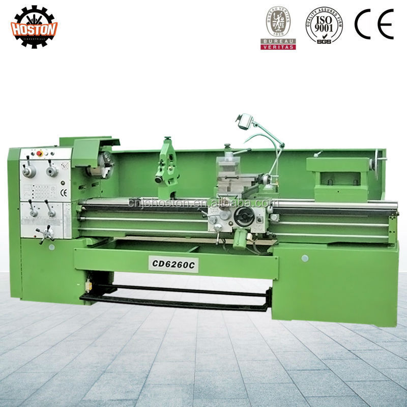 Hoston brand CDC Series Heavy Duty Horizontal Lathe Machine For Sale with Detailed Specification