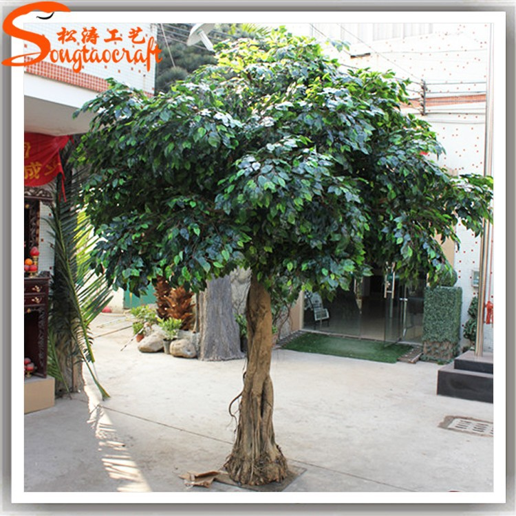 china most realistic durable outdoor artificial ornamental ForArbre Decoratif Exterieur
