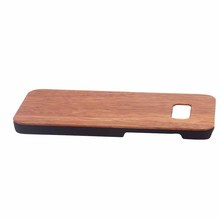 PC/tpu Hard Cover Rosewood Wood Grain cell Phone Case For s8 phone case