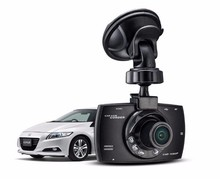 High Quality 170 degree Wide angle view dashcam 1080P FHD Car Dash Cam Dual lens vehicle blackbox With 2.7 inch Display G sensor