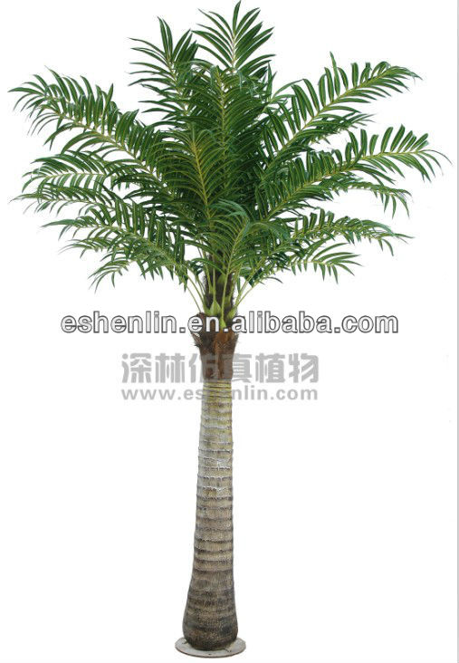 the best professional manufacture for artificial plants high imitation coconut tree