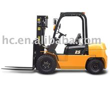 HANGCHA R Series 2-2.5 ton forklift truck with diesel engine