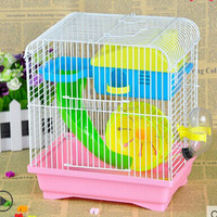 New style Wholesaler metal pet cages hamster cage
