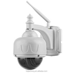 SD13W Outdoor Mini Ball CCTV Wifi IP P2P Dome Camera IP66 Waterproof 5X Zoom PTZ Rotation Full 720P HD Video