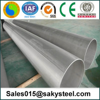 Hot sale stainless steel seamless pipe/tube alibaba china prices Made in China