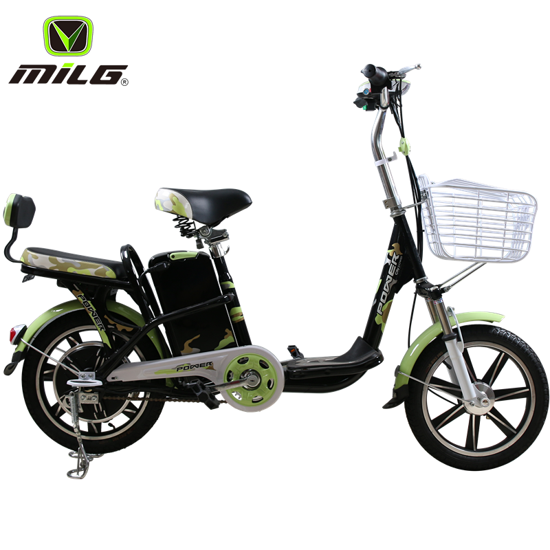 2016 CE certification 36V exclusive electric bike / mini moto eletrica with factory price
